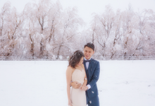 New Zealand with Jwen & Feng Rong by ALLUREWEDDINGS