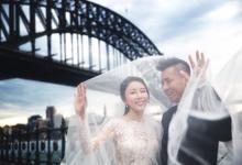 Sydney with Sharon & Jim by ALLUREWEDDINGS