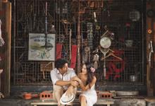 Phuket+Singapore PreWedding by AllureWeddings by ALLUREWEDDINGS