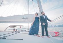 Linder & Deepak Pre-Wedding  by ALLUREWEDDINGS