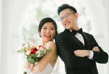 Wedding of Mark & Carmen by Chijmes Hall by Watabe Singapore Pte Ltd