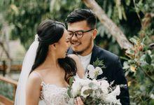 Wedding of Jason & Regina by Fairmont Sanur Beach Bali