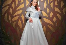 Alodia Wedding Gown by Zena