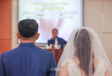 The Wedding Of David & Meili by Agora Pictures