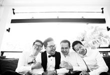 The Wedding of Alpin and Oline by Violet L'Evento