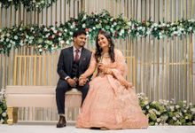 Tharshika & Ramraj by Events by Akushla