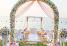 Wedding Design by Destination Wedding Planner & Celebrant by Mira Michael