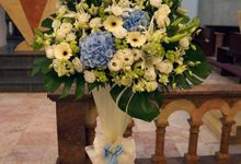 Church Wedding - Church of St Theresa by The Olive 3 (S) Pte Ltd