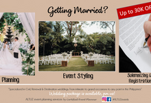 Getting Married? by ALTUZ events