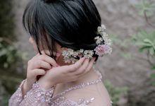 Engagemnet Renita & Aris by Alva Photography
