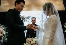 Holy Matrimony of Alvian & Tiffany - Nafiri Discipleship Church Greenville by Castle Wedding Planner & Event Organizer