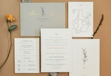 Alvin & Sofi by Meltiq Invitation