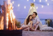 PREWEDDING OF DANIEL & NOVI by Alluvio