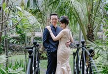 THE ENGAGEMENT OF JULIUS & MERRYSA by Alluvio
