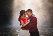 Prewedding of Ian & Ciena by exatha photography