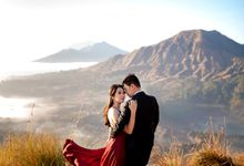 Prewedding of Cintra & Heny by exatha photography