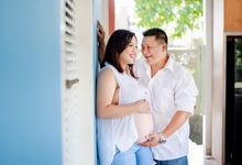 Maternity of Adit & Susan by exatha photography