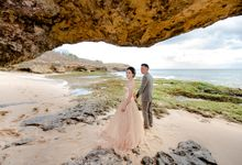 Prewedding of Ricky & Evelyn by exatha photography