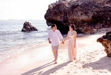 Prewedding of Agus & Tresy by exatha photography
