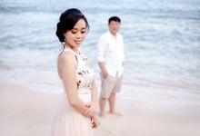 Prewedding Makeup for Tresy by Satrisca Makeup Artist