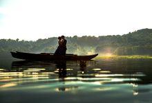 Prewedding of Aris & Puspa by exatha photography