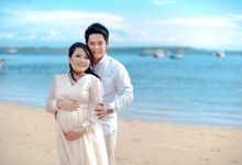 Maternity of Christian & Irene by exatha photography