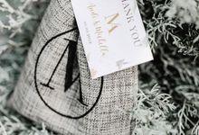 Andi & Michella Wedding by eloise
