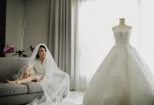 The Wedding of Afuk & Mega by lovre pictures