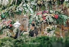 Bianty & Gilang Wedding Photo by Menara Mandiri (Ex. Plaza Bapindo) by IKK Wedding