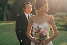 Andrew & Christina Pre Wedding by Amanda Cheong~Make-up Artist