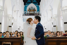 Derek & Elvina's wedding by Amanda Cheong~Make-up Artist