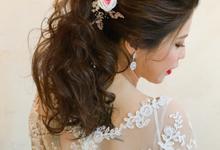 Latest hair and make up by Amanda Cheong~Make-up Artist