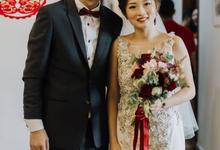 Eunice's Wedding by Amanda Cheong~Make-up Artist