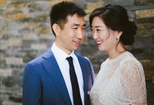 Si Wei's Wedding by Amanda Cheong~Make-up Artist