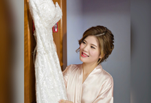 Celeste's Wedding by Amanda Cheong~Make-up Artist