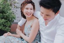 Germaine's Pre Wedding by Amanda Cheong~Make-up Artist