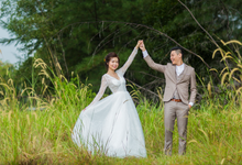 Vic's Pre Wedding by Amanda Cheong~Make-up Artist