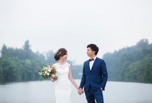 Lindy's Pre Wedding by Amanda Cheong~Make-up Artist