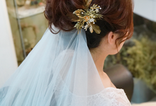 Joan's Pre Wedding Hairstyles by Amanda Cheong~Make-up Artist