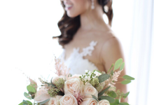 Ashley and Pricillia Wedding by Amara Universe