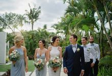The Wedding of Cassie & Ross by Amazing Bali Events