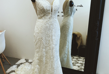 Sample Wedding gowns 2020/2021 by Amberain Concept