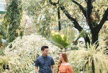 Apple & Ej casual engagement by Amilon Ignacio Photography