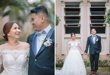 Classic INC grey wedding by Amilon Ignacio Photography