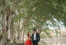 Roma & Jason simply elegant engagement by Amilon Ignacio Photography