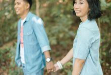 Anna & Bryan classy engagement by Amilon Ignacio Photography