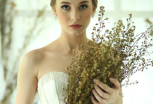 Collaboration Photoshoot with Outress Atelier  by AMITIE Bridal Accessories