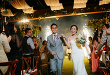 RYAN & MELYANA WEDDING by AMITIE Bridal Accessories