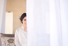 ADIT & ANGEL Wedding by AMITIE Bridal Accessories