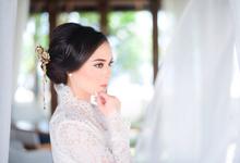 ADIT & ANGEL Wedding by AMITIE Bridal Accessories